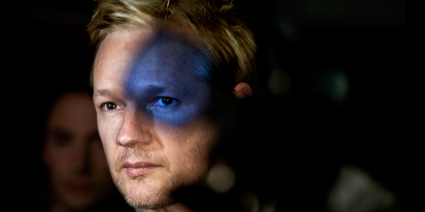 Assange är redan förhörd