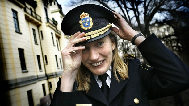 En desperat polischefs PR-trick