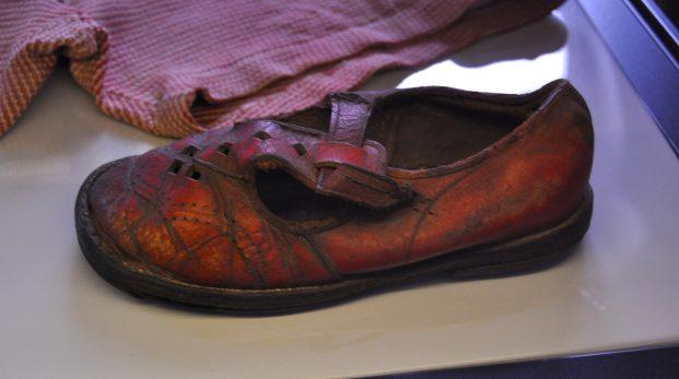 Det kunde ha varit mina röda skor