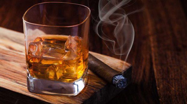 Om friheten att få röka en cigarr