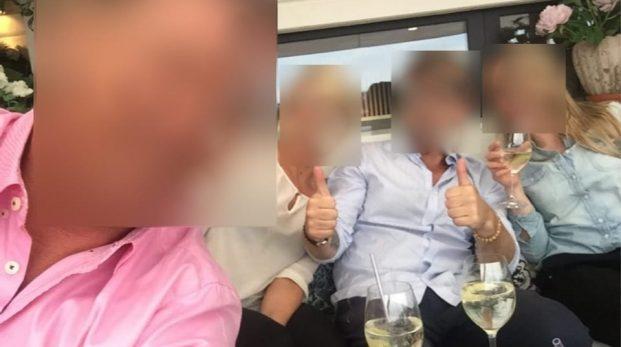Åklagare som festat med kriminell person anmäld för grovt tjänstefel