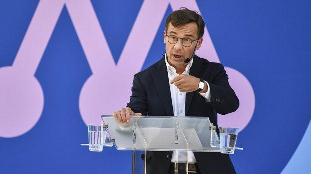 Sverige är inte på väg mot katastrof
