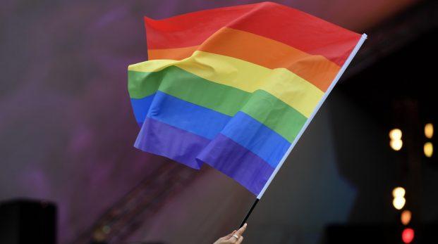 Prideflaggan och HBTQ-fria zoner