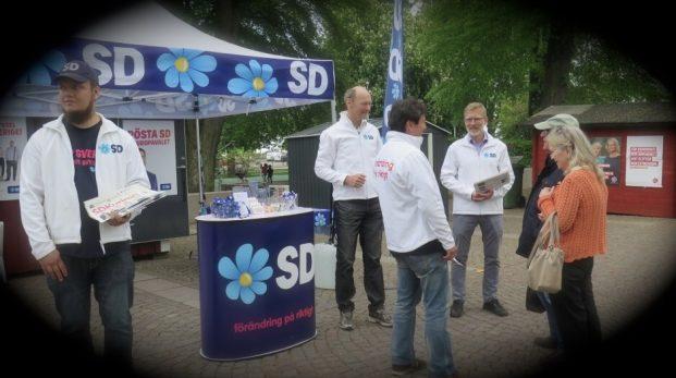 Är jag Sverigedemokraternas bästa valarbetare?