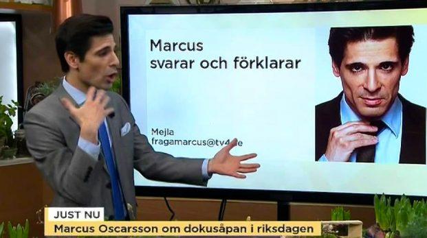 Var hör Marcus Oscarsson hemma?