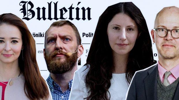 Bulletin tar upp kampen mot den politiska mitten