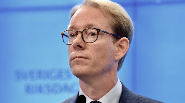 Moderaternas Tobias Billström är stolt över sin hjärtlöshet