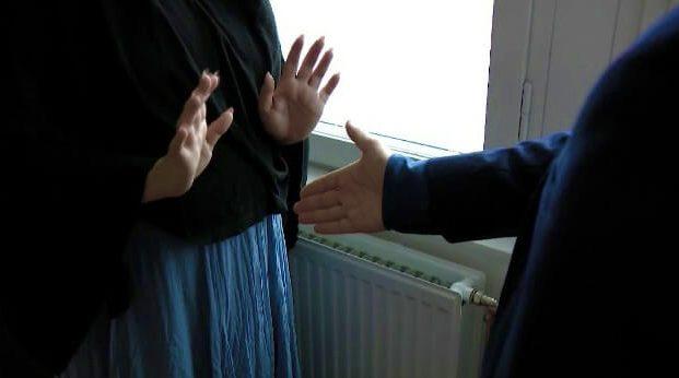 Att skaka hand kan betyda så mycket