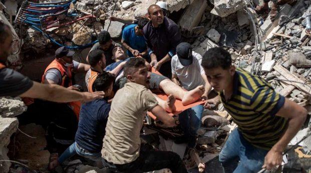 Varför talar inte världens ledare klarspråk om Israels agerande?