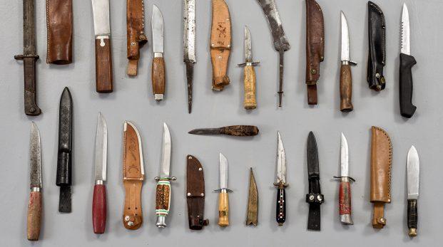 Den godtyckliga knivlagen