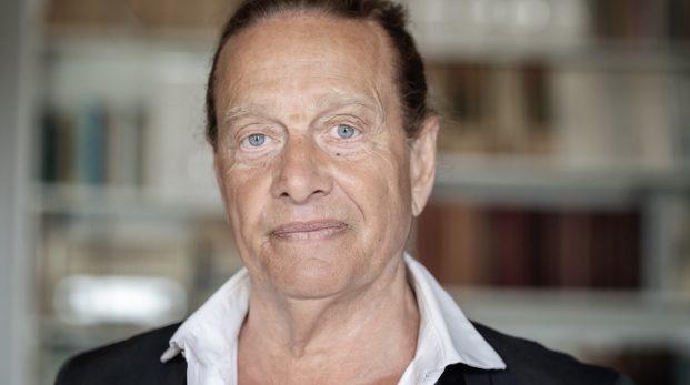 Björn Ranelid och hans trogna systemkollapsonanister