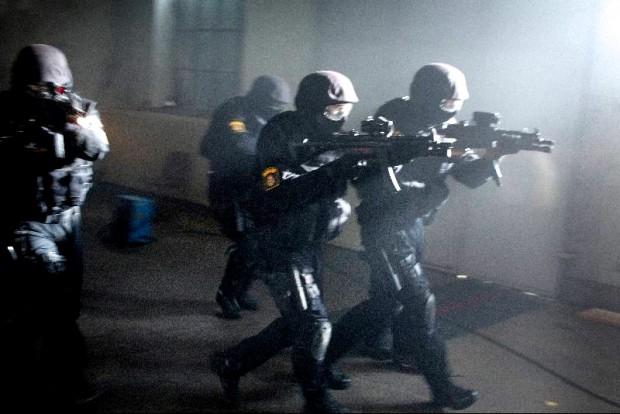 Svensk polis skjuter som aldrig förr