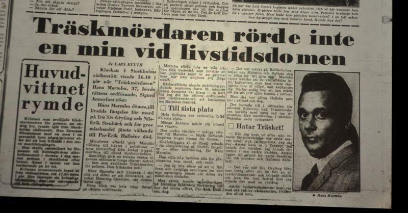 Trippelmördaren i Stockholms City