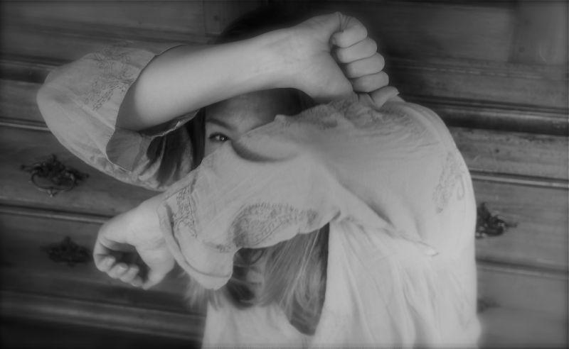 Misshandlad under graviditeten